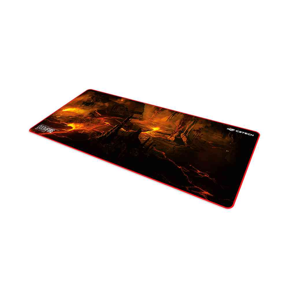 MOUSE PAD GAMER DOOM FIRE MP-G1100 SPEED ...